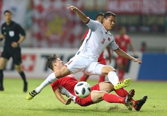 Ông Park vẫn cần những mẫu cầu thủ có kinh nghiệm hơn. Ảnh: DŨNG PHƯƠNG