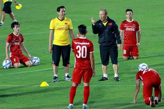 Đội tuyển Việt Nam đá liền 2 trận trong ngày cuối ở Hàn Quốc ảnh 1