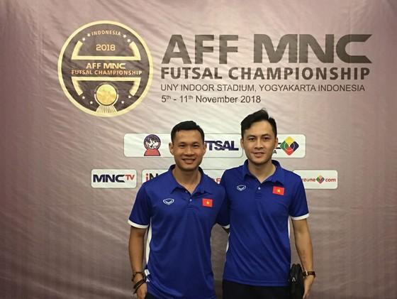 Đội tuyển futsal Việt Nam hướng đến trận thắng đầu tiên ảnh 2