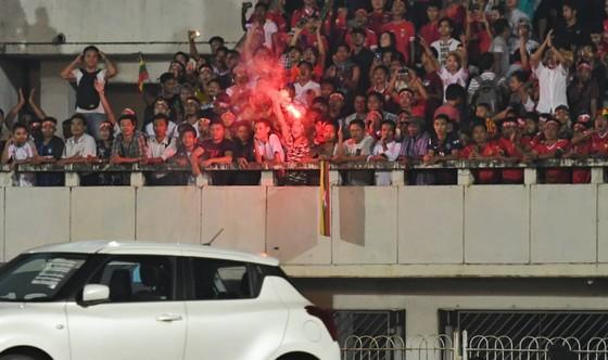 Myanmar - Việt Nam 0-0: Rộng cửa giành ngôi đầu bảng ảnh 1