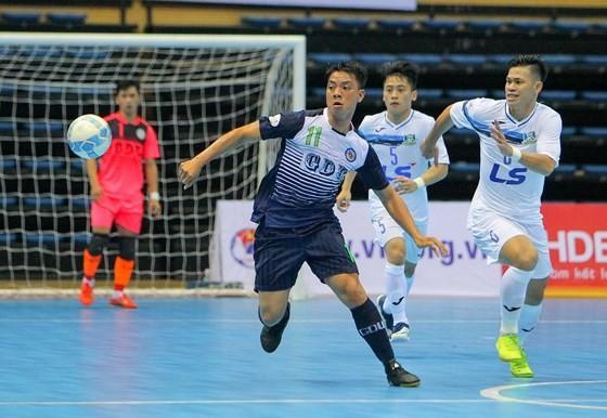 Khởi tranh VCK giải futsal Cúp Quốc gia 2018 ảnh 1