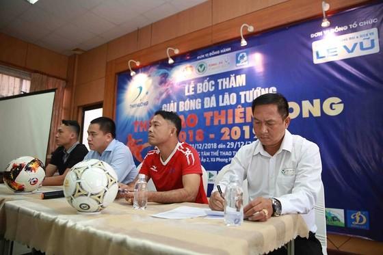Giải bóng đá Lão tướng Thể thao Thiên Long 2018-2019: Nhiều cựu cầu thủ hội ngộ ảnh 1