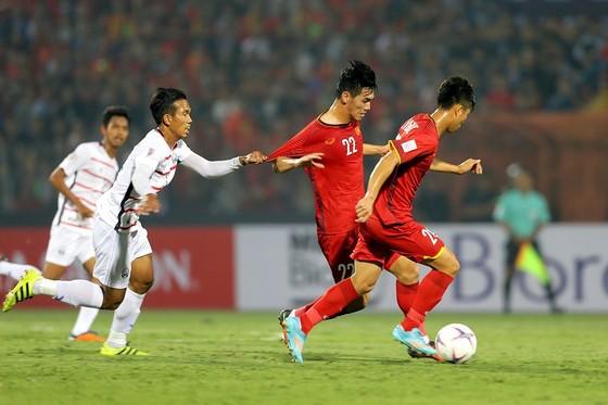 AFF Cup 2018 sẽ là cơ hội cho các cầu thủ ghi thêm điểm. Ảnh: MINH HOÀNG