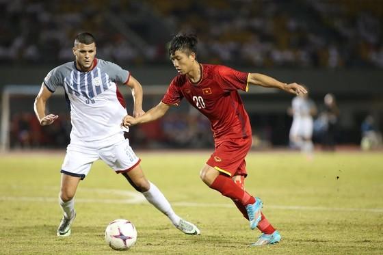 """Philippines - Việt Nam 1-2: """"Song Đức"""" tỏa sáng, Việt Nam chiếm lợi thế trước trận lượt về ảnh 5"""