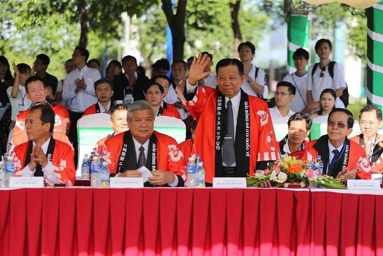 Lễ khai mạc đã chào đón nhiều quan khách đến tham dự
