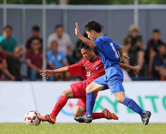 Tokyu S Reyes FC vô địch giải U13 quốc tế Việt Nam - Nhật Bản ảnh 1