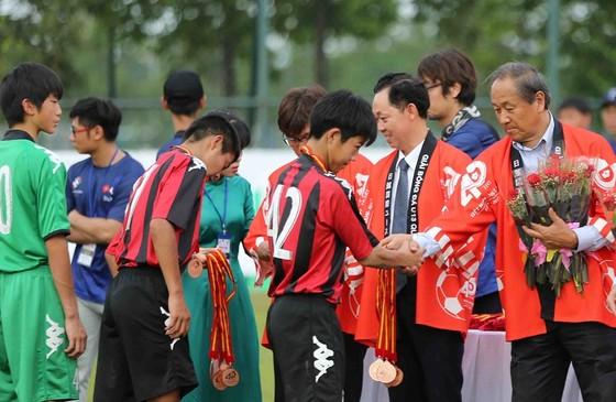 Tokyu S Reyes FC vô địch giải U13 quốc tế Việt Nam - Nhật Bản ảnh 2