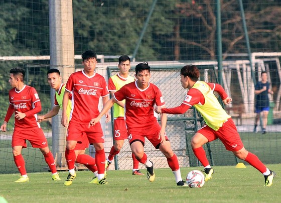 Đội tuyển Việt Nam vào guồng cho VCK Asian Cup 2019 ảnh 2