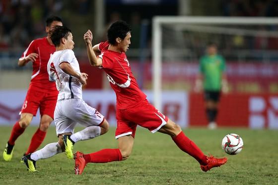 Việt Nam - CHDCND Triều Tiên 1-1: Chủ nhà bị gỡ hoà từ tình huống cố định ảnh 3