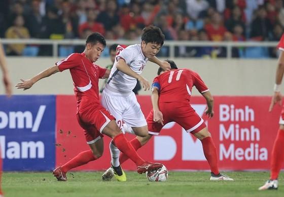 Việt Nam - CHDCND Triều Tiên 1-1: Chủ nhà bị gỡ hoà từ tình huống cố định ảnh 1