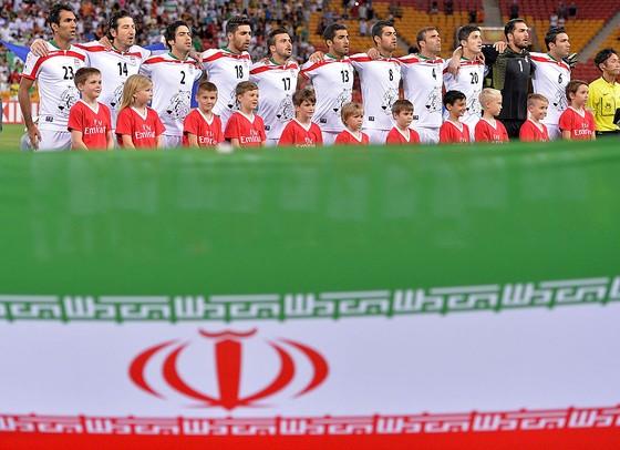 Cầu thủ Iran và chuyện nghĩa vụ quân sự