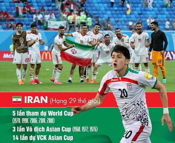 Iran hướng đến ngôi vô địch ảnh 1