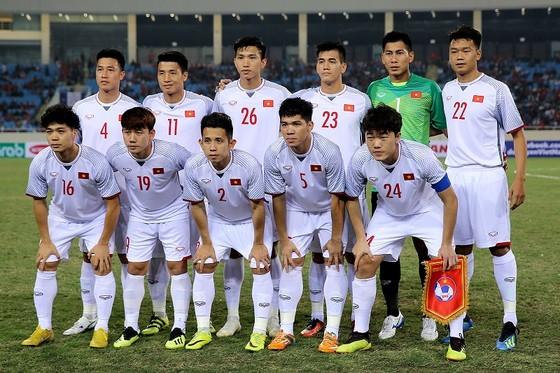 Đội hình nào cho tuyển Việt Nam trong trận gặp Iraq? ảnh 1