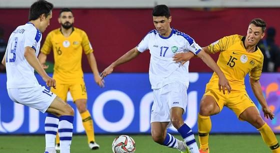 Australia chật vật giành vé vào Tứ kết. Ảnh: AFC