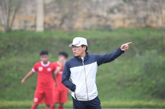 Phong trào tìm thầy Hàn Quốc tại V-League ảnh 1