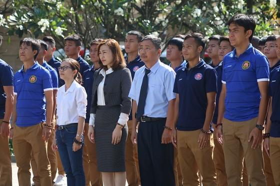 CLB Sài Gòn xuất quân tham dự mùa bóng 2019 ảnh 1