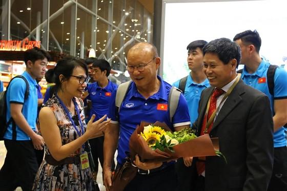 HLV Park Hang-seo bắt đầu lộ trình mới cùng bóng đá Việt Nam