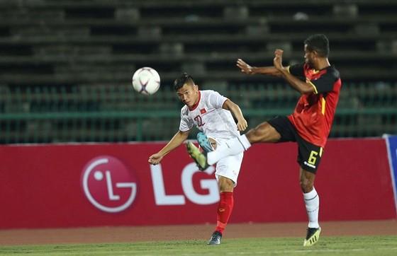 U22 Việt Nam - U22 Timor Leste 4-0: Việt Nam sớm lấy vé vào bán kết ảnh 1