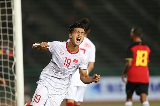 U22 Việt Nam - U22 Timor Leste 4-0: Việt Nam sớm lấy vé vào bán kết ảnh 2