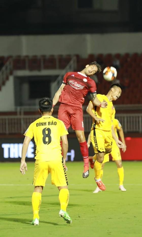 CLB TPHCM - Hải Phòng 1-0: Hoàng Thiên lập công, chủ nhà thắng trận phút bù giờ ảnh 2