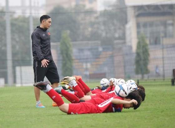 Đội tuyển nữ U19 Việt Nam chuẩn bị dự giải Jenesys. Ảnh: Đoàn Nhật