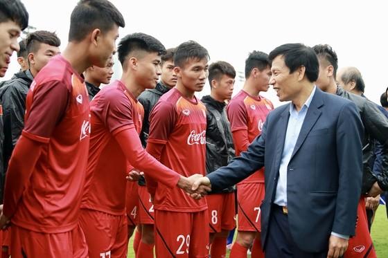 Quang Hải sẽ mang băng thủ quân đội tuyển U23 Việt Nam ảnh 1