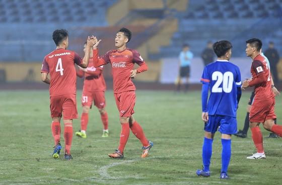 U23 Việt Nam thắng 6-1 trước Đài Bắc Trung Hoa ảnh 1