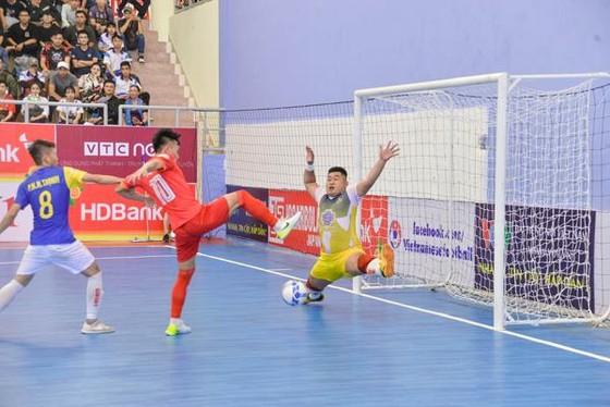 Thái Sơn Bắc vô địch giai đoạn 1 giải futsal VĐQG 2019 ảnh 1