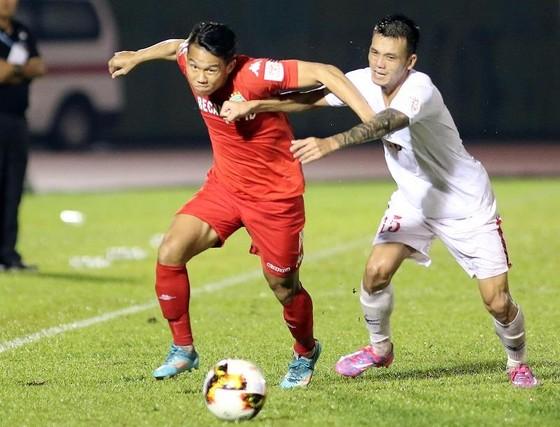 Đấu sớm vòng 5 V-League 2019: Tranh chấp ngôi đầu ảnh 1