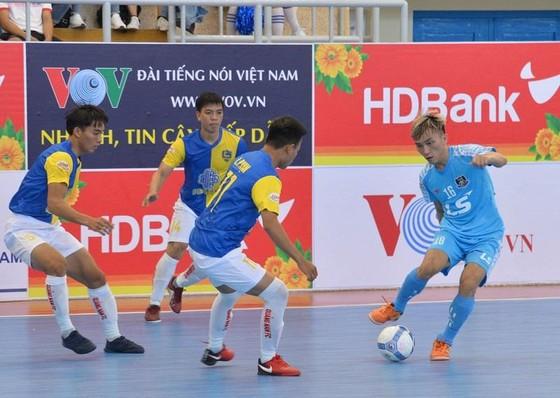 Thái Sơn Bắc xuất sắc giành ngôi đầu bảng ở giai đoạn 1. Ảnh: Anh Trần