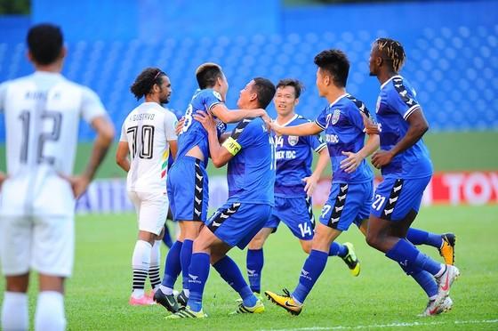 """AFC Cup 2019: Becamex Bình Dương thắng """"6 sao"""" trước Shan United ảnh 1"""