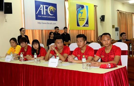 Honda Việt Nam đồng hành cùng các đội tuyển bóng đá Việt Nam ảnh 1