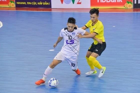 Sahako thẳng tiến ở ngôi đầu bảng giải futsal VĐQG 2019 ảnh 1