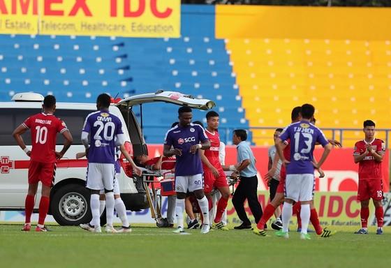 Cầu thủ Nguyễn Hùng Thiện Đức được chuyển đến bệnh viện 115 (TPHCM) ảnh 6