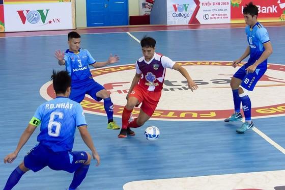 Sahako vô địch lượt đi giải futsal VĐQG 2019 ảnh 1