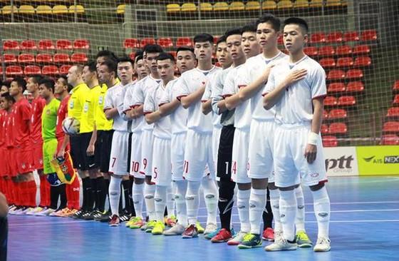 Tập trung đội tuyển U20 futsal Việt Nam ảnh 1