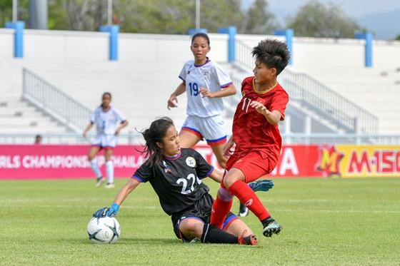 Thắng Philippines 1-0, Việt Nam giành HCĐ giải U15 nữ Đông Nam Á 2019 ảnh 1