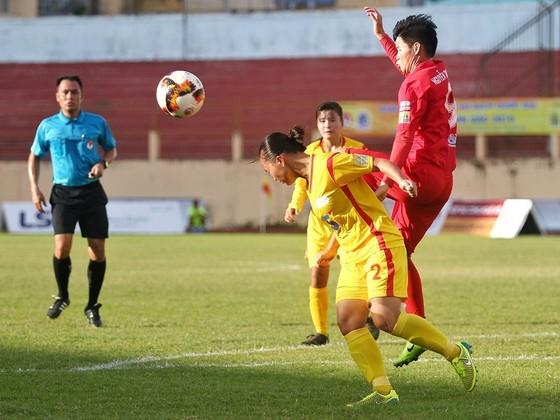 Giải bóng đá nữ VĐQG 2019: Hà Nội thắng dễ đội TPHCM II ảnh 1
