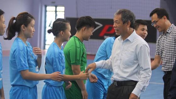 Giải futsal nữ TPHCM mở rộng - Cúp LS 2019 ảnh 1