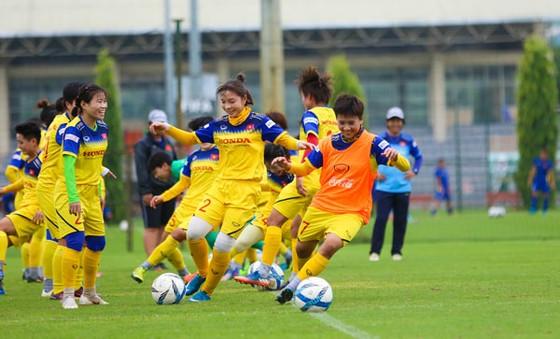 Đội tuyển nữ Việt Nam chuẩn bị sang tập huấn tại Nhật Bản ảnh 1
