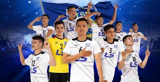 HLV Thái Sơn Nam gặp nhiều thử thách ở lần đầu dẫn dắt đội tham dự giải châu Á ảnh 1