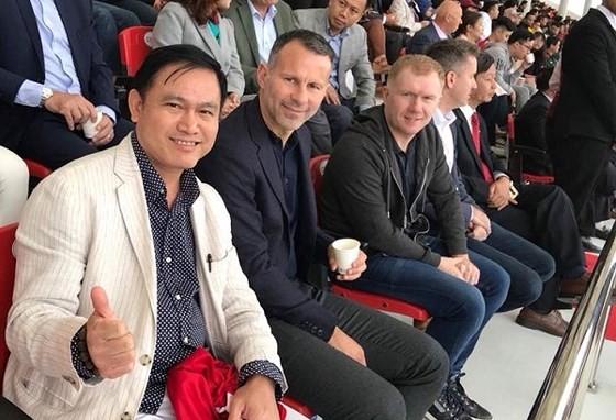 Ông Trần Anh Tú trở thành Ủy viên AFC