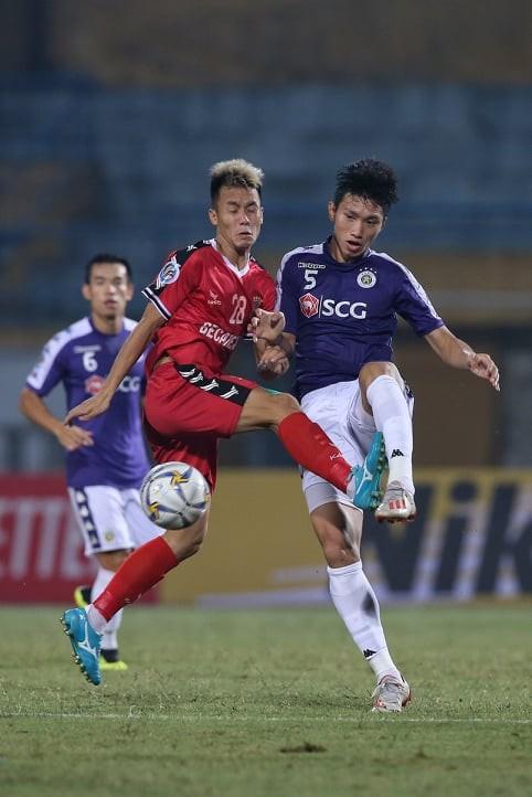 Omar giúp Hà Nội vô địch AFC Cup 2019 khu vực Đông Nam Á ảnh 1