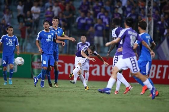 CLB Hà Nội thắng nghẹt thở các nhà vô địch Turkmenistan ảnh 1