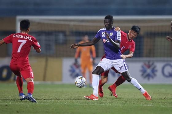 Hà Nội FC đánh mất lợi thế ở trận chung kết liên khu vực AFC Cup 2019  ảnh 1