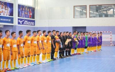 Sân chơi futsal trẻ TPHCM 2019 chính thức khởi tranh vào chiều 25-9. Ảnh: HFF