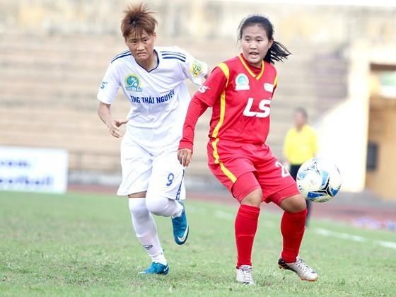 Giải bóng đá nữ VĐQG - Cúp Thái Sơn 2019: Quyết liệt cuộc tranh tốp 3 ảnh 1