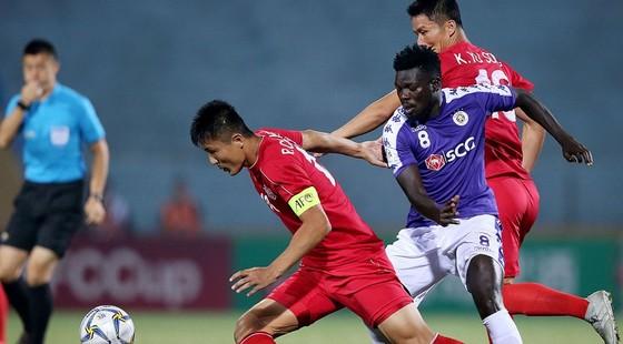 CLB Hà Nội vừa vào đến chung kết liên khu vực AFC Cup 2019