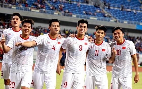 U22 Việt Nam chốt danh sách 23 cầu thủ sẽ lên đường vào TPHCM. Ảnh: Đoàn Nhật