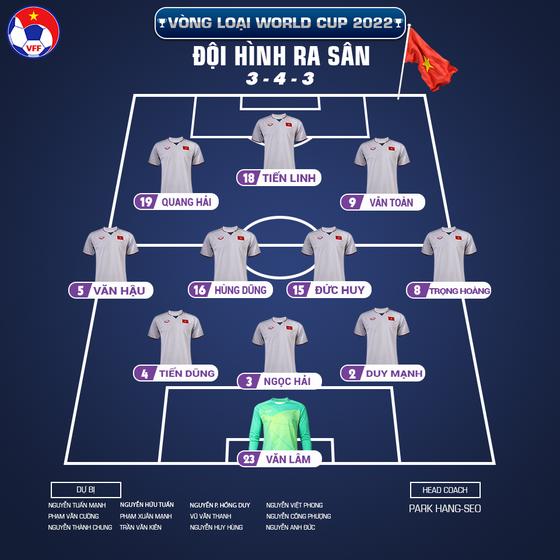 Indonesia - Việt Nam 1-3: Việt Nam bất bại trước các đối thủ khu vực Đông Nam Á ảnh 1
